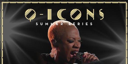 Q Icons Celebrates Rock Legends with Kimberly Nichole