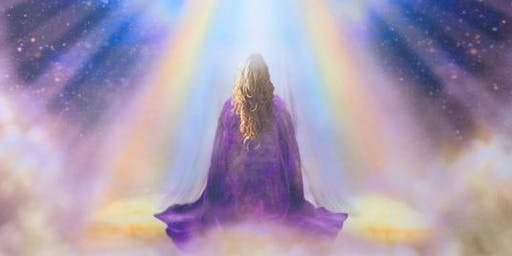 Divine I AM Transmission: Healing & Spiritual Connection - Vaz Sriharan