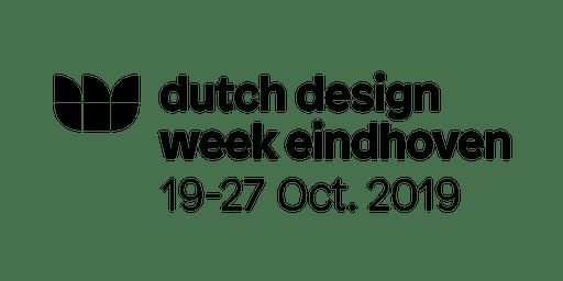 Taste of DDW Klokgebouw Tour 2019