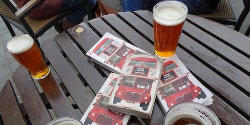Ian Nairn's Birthday Pub Crawl