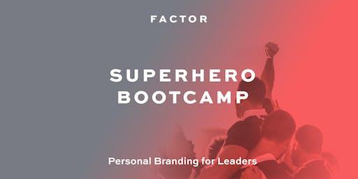 Superhero Bootcamp