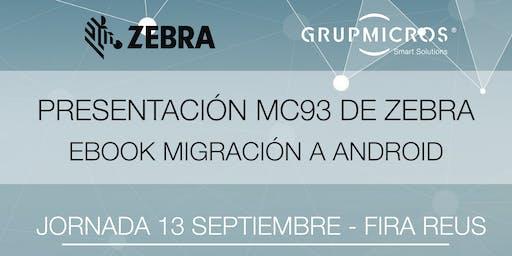 Jornada GrupMicros y Zebra - MC93 - Ebook Android