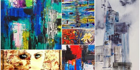 Art On Instinct 2 Group Exhibition  tickets
