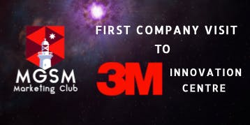 Company Visit - 3M Innovation Center