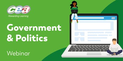 CCEA GCE Government & Politics Subject Support Webinar