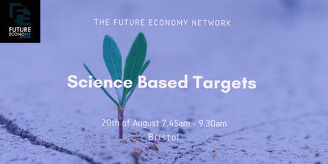 Science Based Targets tickets
