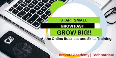 START SMALL, GROW FAST AND GROW BIG!!! tickets