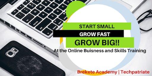 START SMALL, GROW FAST AND GROW BIG!!!