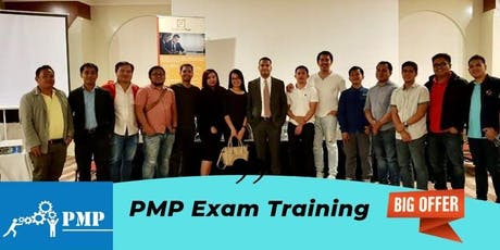 Project Management Professional – PMP Exam Preparation Training course| UAE tickets