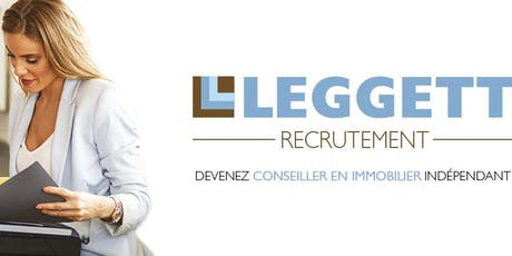 Leggett Immobilier Journée d'Information - Sainte-Radegonde 33350 tickets