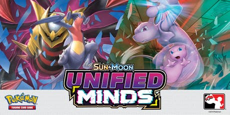 PKM Unified Minds Prerelease tickets