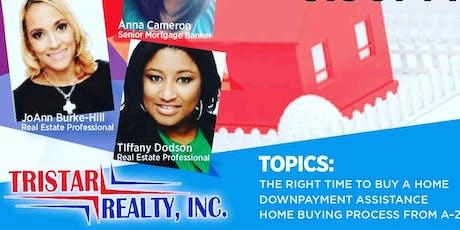 Home Buyer Seminar - Free  tickets