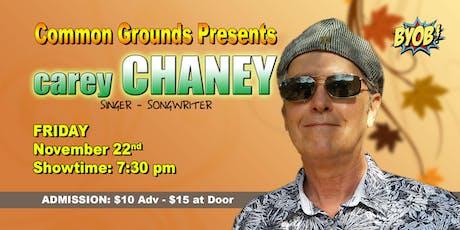 Carey Chaney tickets