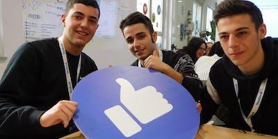 Vivere Digitale al Binario F di Facebook - Incontro 2 - Fondazione Mondo Digitale