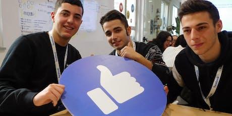 Vivere Digitale al Binario F di Facebook - Incontro 2 - Fondazione Mondo Digitale biglietti