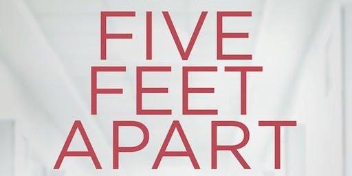 Movie Mondays Screens Five Feet Apart