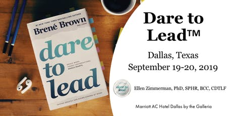Dare to Lead Training tickets