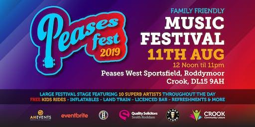 Peases Fest Music Festival