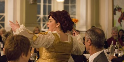 "Opera High Tea at The Castlereagh - ""Opera Goes to the Movies\"""