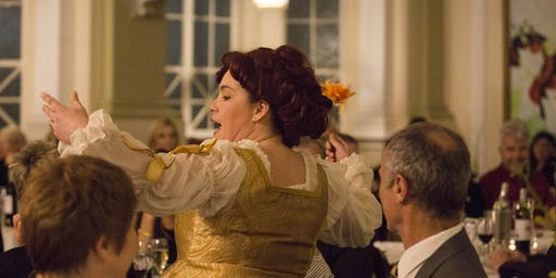 "Opera High Tea at The Castlereagh - ""Opera Goes to the Movies"""