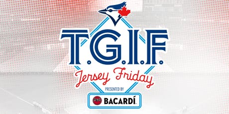Blue Jays TGIF Jersey Friday with Student Life Network tickets