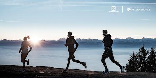 Salomon Trailrunning Testevent