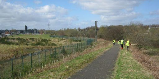 National Cycle Network Litterpicks, Westburn, Cambuslang