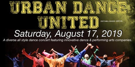 Urban Dance United 2k19 - Performing Art & Dance Production tickets