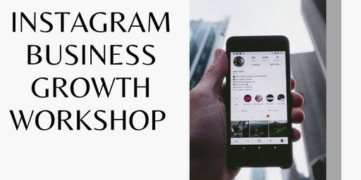 Instagram Business Growth Workshop - Leicester