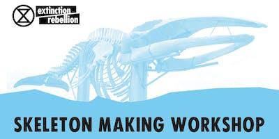 Skeleton Making Workshop