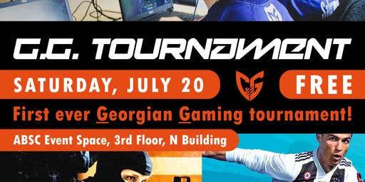 Georgian Gaming Tournament