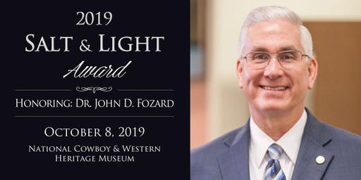 26th Annual Salt and Light Award Dinner