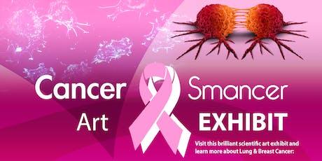 Cancer Smancer Art Exhibit tickets