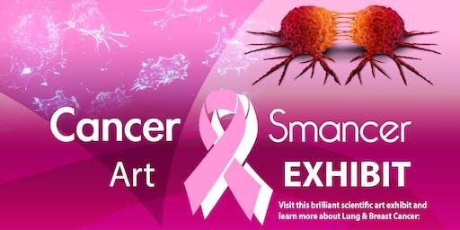 Cancer Smancer Art Exhibit