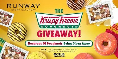 Runway Presents The Krispy Kreme Giveaway! tickets