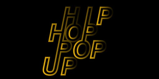 Hip- Hop// Pop-Up: THE MAGIC NUMBER  by Jessie Alegria