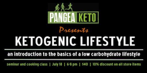 PangeaKeto's  KETO BASICS Seminar & Cooking Class