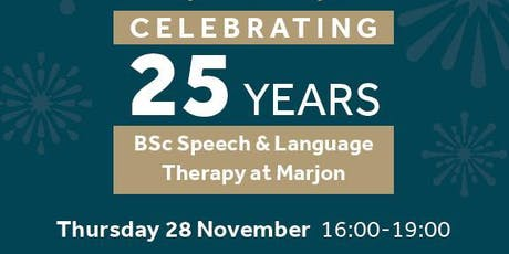 25th Celebration for Clinical Colleagues of SLT tickets