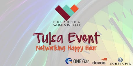 OKWIT Tulsa - July Networking Happy Hour tickets