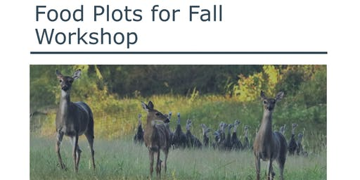 Food Plots for Fall