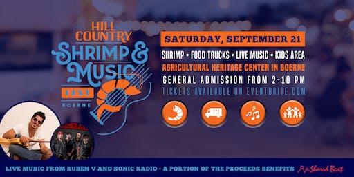 Hill Country Shrimp & Music Fest