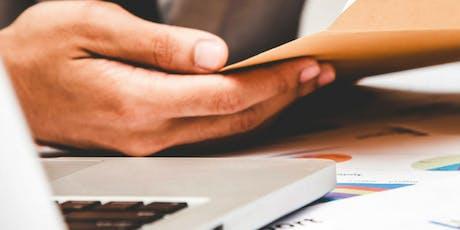 Il nuovo codice della crisi d'impresa: obblighi e opportunità per le imprese biglietti