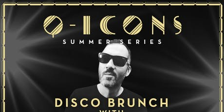 Q Icons Disco Brunch tickets