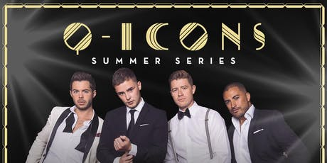 Q Icons Closing Night with Jack Pack tickets