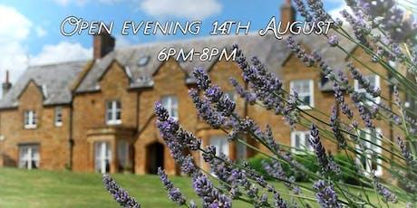 Brampton Grange Summer Open Evening tickets