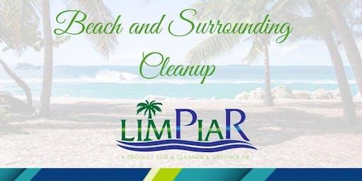 Limpieza de Playas/ Beach Cleanup