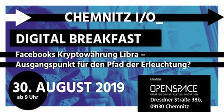 2. Digital Breakfast - Facebooks Kryptowährung Libra Tickets