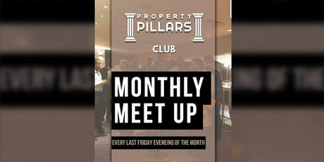 Property Pillars Monthly Meet-up with Guest Speaker  Kevin McDonnell tickets