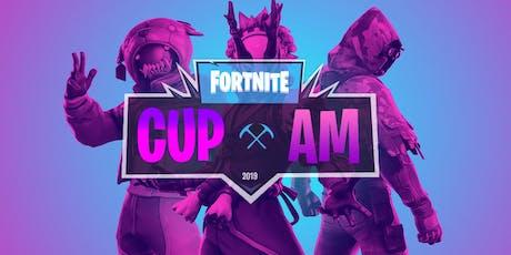 CUP-AM - I Torneo Fortnite Solo entradas