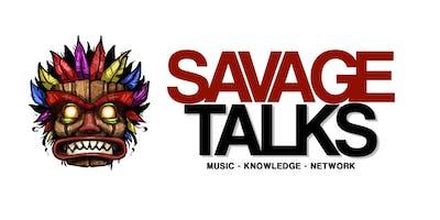 'Savage Talks' #02 [Monthly Music Industry Talks in Stoke-On-Trent]